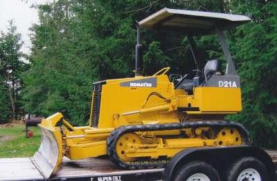 D21 Bulldozer