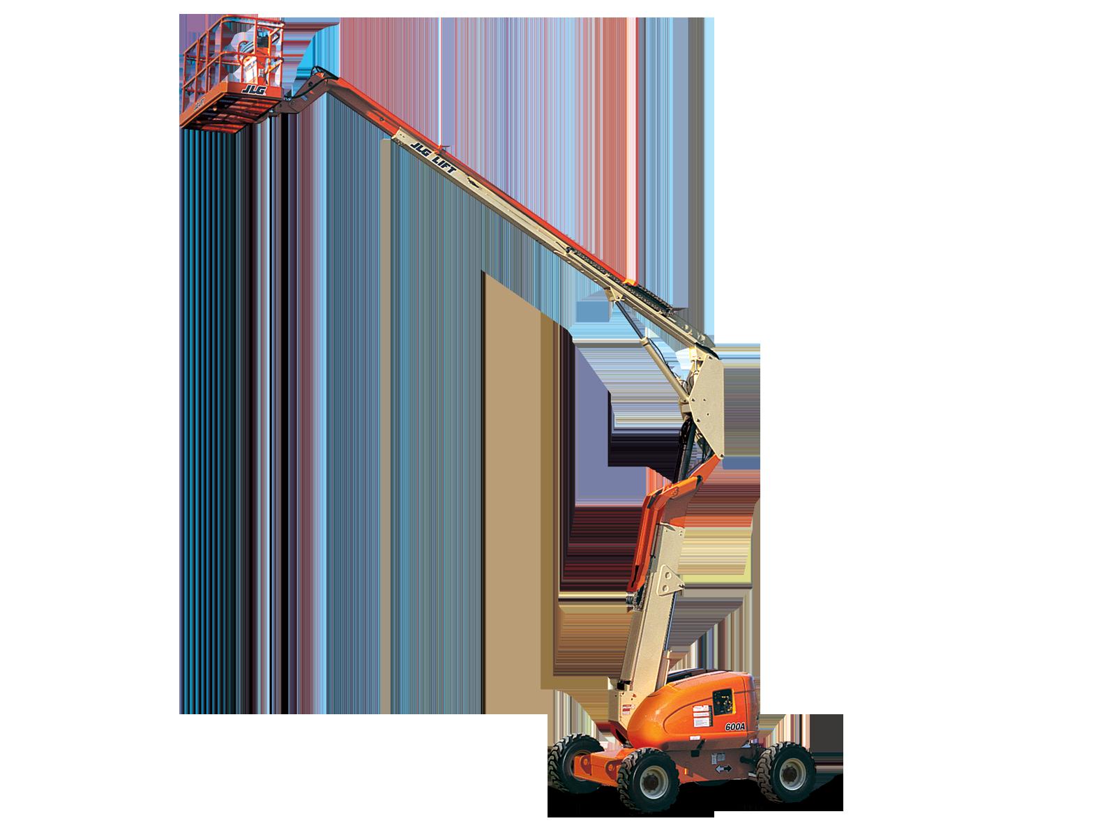 60' Boom Lift 4x4