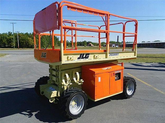 JLG 260 MRT 4x4