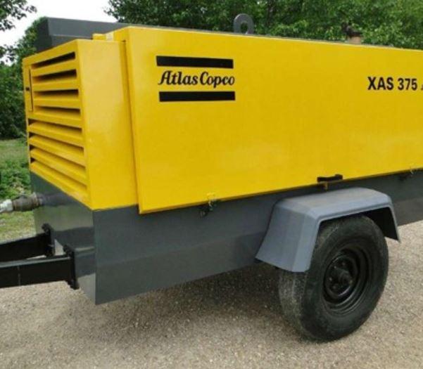 Atlas Copco 375CFM