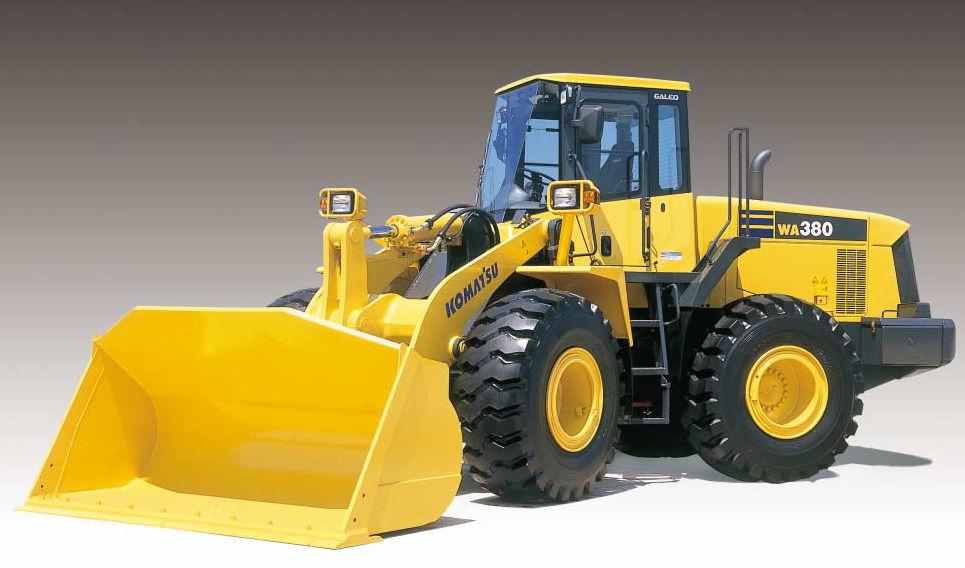 Wa380 Jd644 Crc Contractors Rental