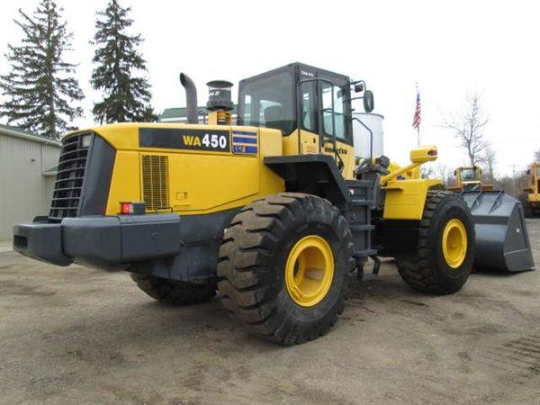 Wa450 Jd744 Crc Contractors Rental