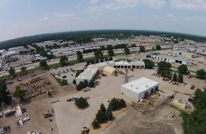 Grand Rapids Drone